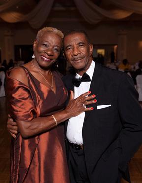 Bishop Delton & Gladys Fraser